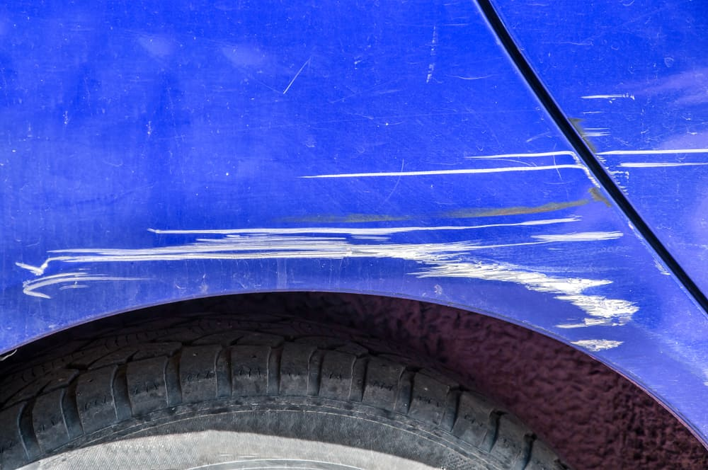 Common Causes of Car Bodywork Damage